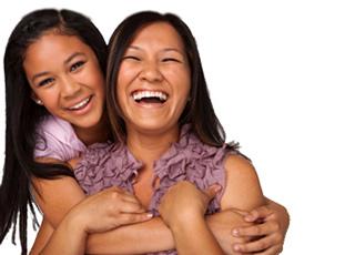 2 Gen Mother Daughter